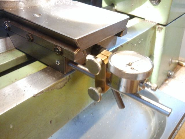 Reitstock mit Revolver Revolverreitstock für Drehbank Saupe DMT 160x280